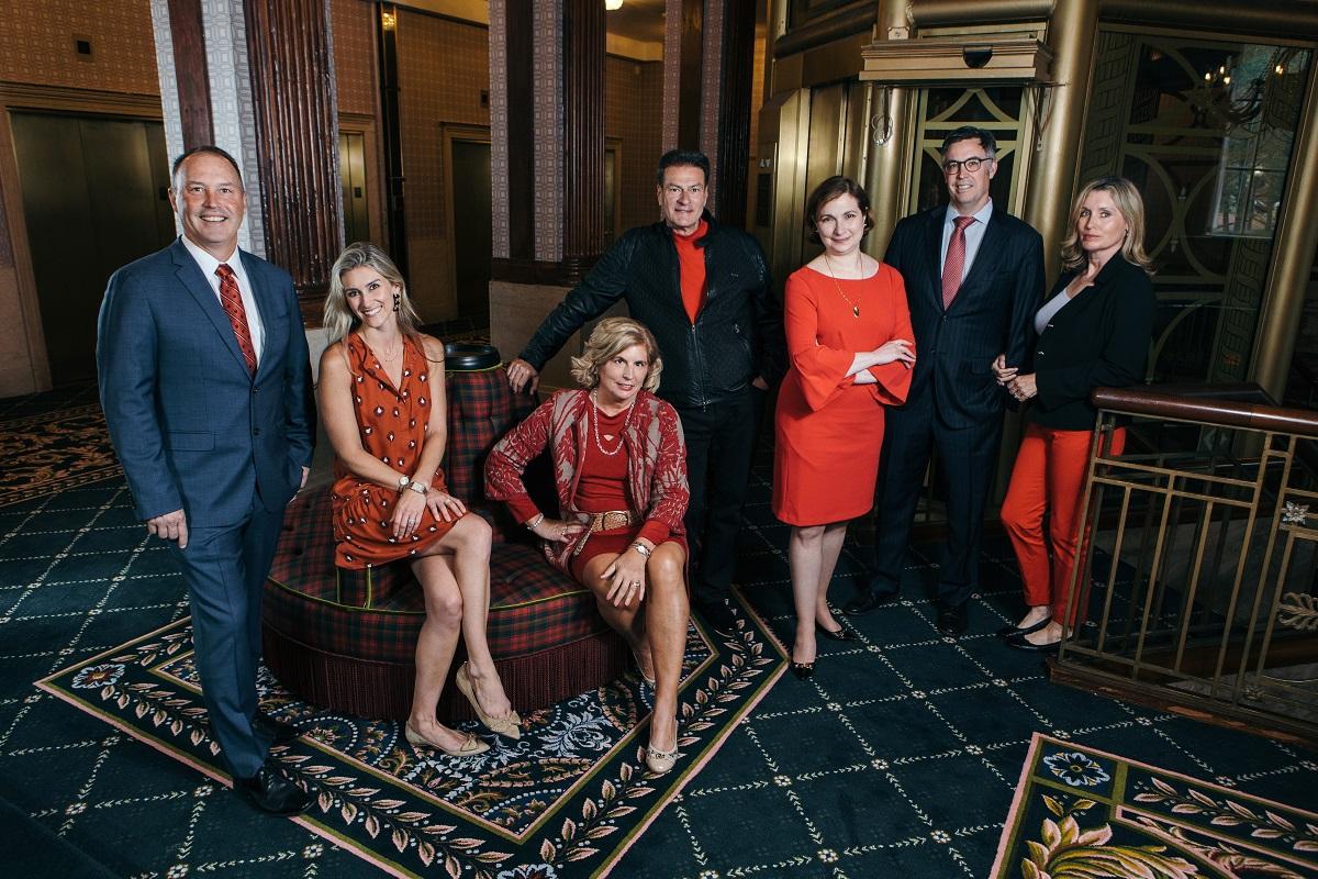 Executive Leadership Team Photo